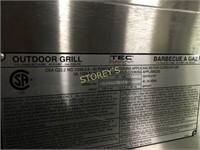 """Cherokee TEC Elec. 15"""" Outdoor Grill"""