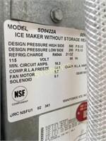 Manitowac 400lb Ice Machine w/ Bin
