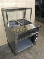 "30"" Steam Table - 30 x 32 x 52"
