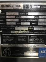 "BK Industries 5 Spit Elec. 26"" Rotissiery"