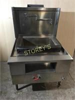 Gas Pasta Boiler - 36 x 39 x 56