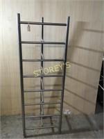 S/S Tray Rack - 24 x 16 x 71