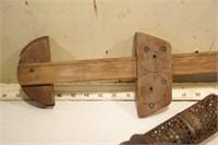 fan belt measure, auto heater & horn (3pcs)