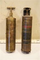 fire extinguishers (2pcs)