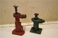 automotive jacks (2pcs)