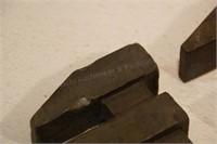 Monkey wrenches (3pcs)