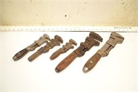 Monkey Wrenches (5pcs)