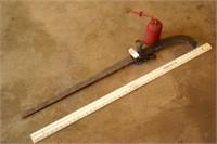 Chatillon #2 Hanging Beam Scale - 400/100lb
