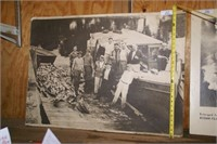Vintage Print - Successful Fishing Trip