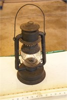 "15"" Paully's Oil Lantern - Clear Lens"