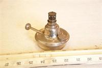 Chrome Oil Lantern / Heater