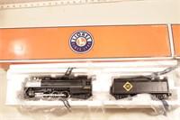 Lionel Erie Hudson Locomotive & tender