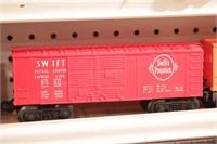 Lionel - Boxcars - 7pcs