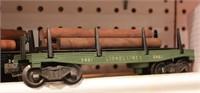 Lionel - Flatcars - 4pcs