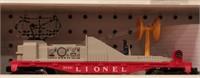 Lionel - Radar car, missile car & air com  w/ 4pcs