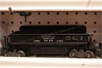 Lionel - automatic dump cars - 4pcs