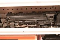 Lionel - Steam Engine's w/  tender 6pcs