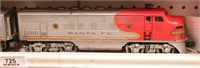 Lionel - Santa Fe (AA Unit) 2353 - 2pcs
