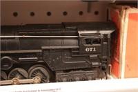 Lionel - Steam engine 686 w/ 2671w tender w/ box