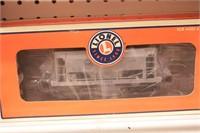 Lionel - boxcar, steel car & caboose (3pcs)