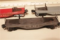 Lionel / Madison Hardware Log Cars - 6pcs