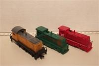 MARX - Diesel engines (3pcs)