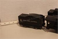 MARX - Mercury #635 1939 & 2 steam engines 5pcs