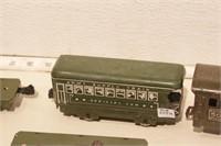 MARX -500 Army Train 5pcs