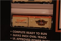 Harley Davidson Collectable 1995 HO Scale train se
