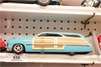 40 Ford Coupe & mercury woody (2 pcs)