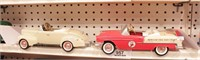 1940 Ford Convertible & 55 Chevy Bellaire (2pcs)