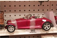 57 Chevy & Plymouth Prowler (2pcs)