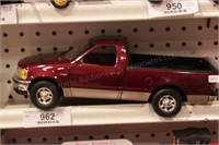 Ford F150 Pickup, 55 Chevy pickup (2pcs)