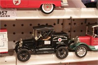 Model T Runabout, 31 Hawkeye, Chevy (5pcs)