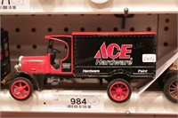 delivery trucks- ace & fresh fruit (2pcs)