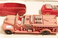 Rubber toys - many Auburn -  11pcs