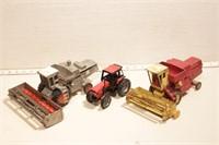 Tractor & Combines (3pcs)