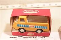 Steam powered pickup truck kit w/ parts