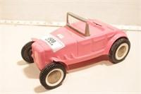 Buddy L Roadster - Pink