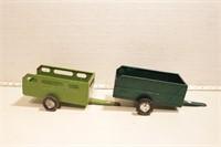 Nylint trailers (2pcs)