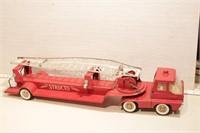 "Structo fire ladder truck - 30"" Long"