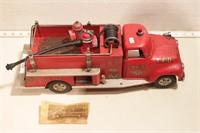 "Tonka Fire Truck - 17"" Long"