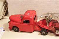 """Nylint - ladder fire truck - 33"""" long"""