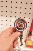 pinwheel horn & noise maker
