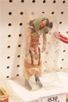schuco Germany man & child toy
