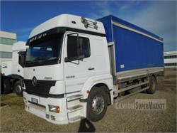 MERCEDES-BENZ ATEGO 1828  used