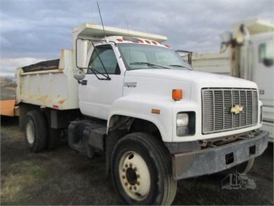 Chevrolet Kodiak Dump Trucks For Sale 27 Listings Truckpaper