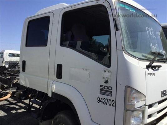 2011 Isuzu FRR - Wrecking for Sale