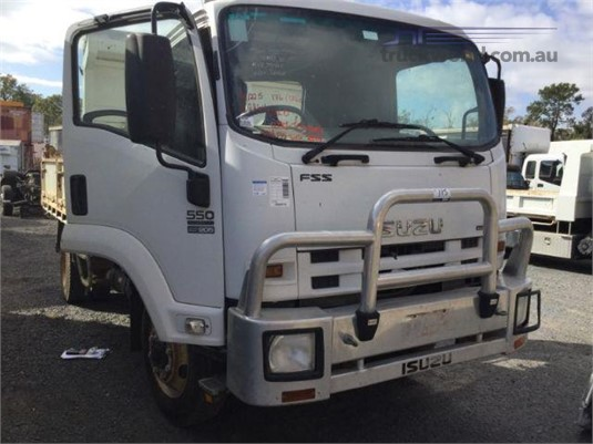 2008 Isuzu FSS Just Isuzu Wrecking - Wrecking for Sale