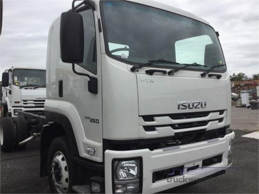 2016 Isuzu FTR Just Isuzu Wrecking - Wrecking for Sale